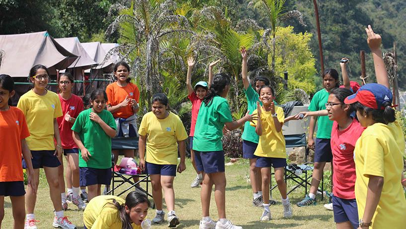 children outdoor programs