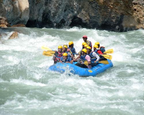 Adventure Holidays India